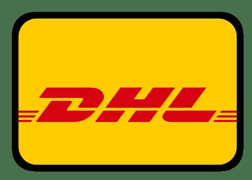Logo für DHL